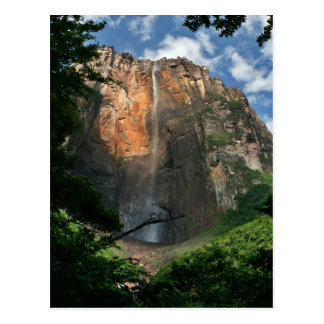 Salto Angel Dry Season Postcard