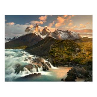 Salto Grande Postcard