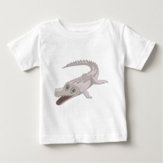 Saltwater Crocodile Baby T-Shirt