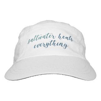 Saltwater Heals Everything | Performance Hat