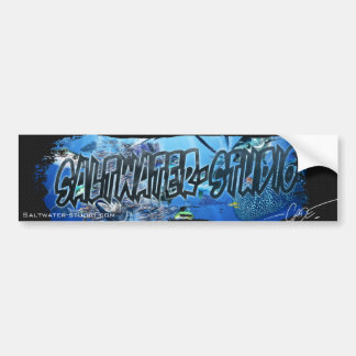 Saltwater-studio sticker