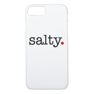 salty iPhone 8/7 case
