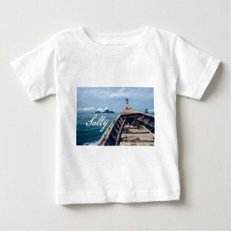 salty seas baby T-Shirt