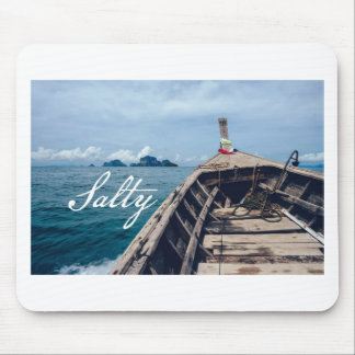 salty seas mouse pad