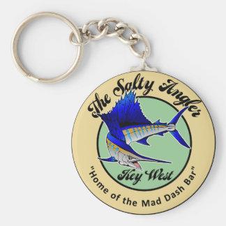 SaltyAngler Keychain