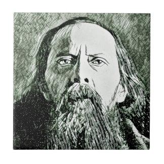 Saltykov Shchedrin Tile