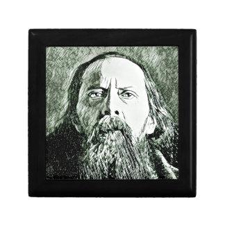Saltykov Shchedrin Trinket Box
