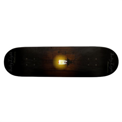 SaltyLight Skateboard (Special Edition)