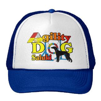 Saluki Agility Gifts Trucker Hat