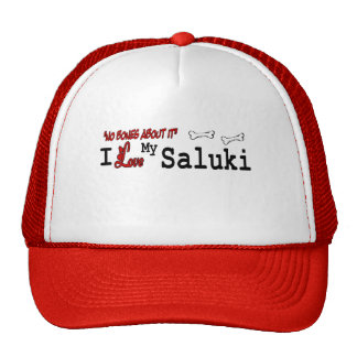 Saluki Gifts Trucker Hat
