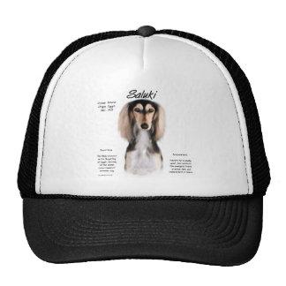 Saluki History Design Trucker Hat