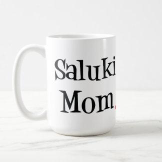Saluki Mom Mug