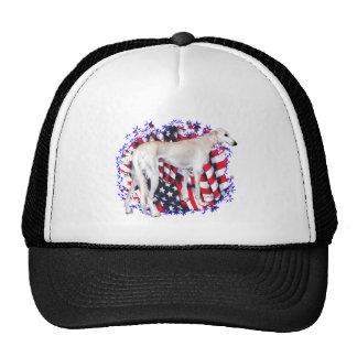 Saluki Patriot Trucker Hat