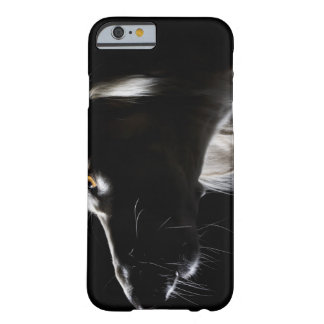 Saluki, portrait barely there iPhone 6 case