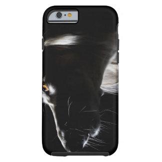 Saluki, portrait tough iPhone 6 case