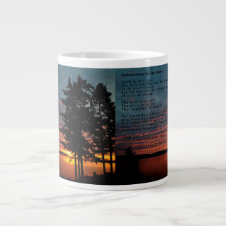 Salutation to the Dawn 20oz Coffee Mug