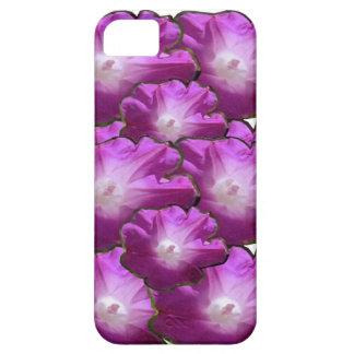 Salutations roses blanches de cadeau de bouquet de coque iPhone 5 Case-Mate