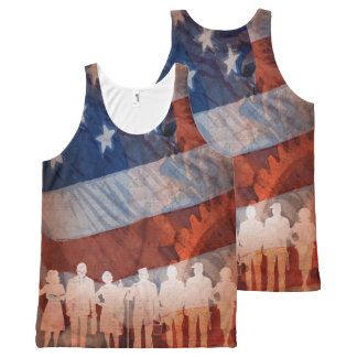 Salute to Our Veterans Tank