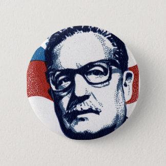 Salvador Allende - Venceremos 2 Inch Round Button