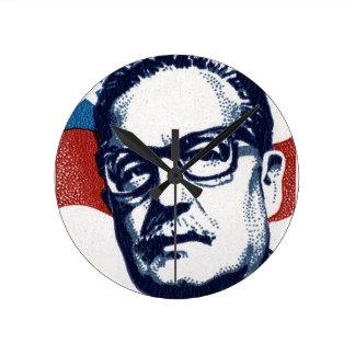 Salvador Allende - Venceremos Wall Clocks