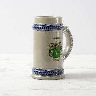 Salvador Beer Stein