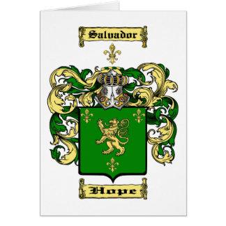 Salvador Card