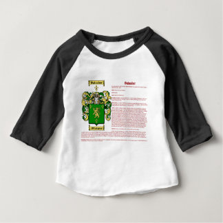 Salvador (meaning) baby T-Shirt