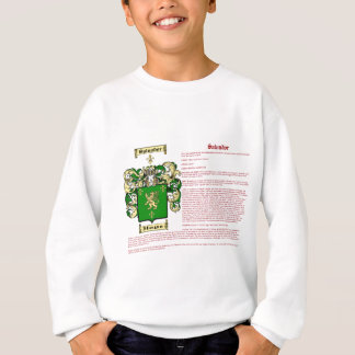 Salvador (meaning) sweatshirt