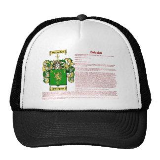 Salvador (meaning) trucker hat