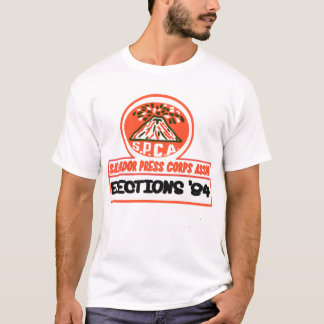 Salvador Press Assn 1984 T-Shirt