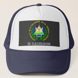 Salvadoran Emblem Trucker Hat