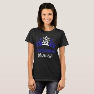 Salvadoran Princess Tiara National Flag T-Shirt