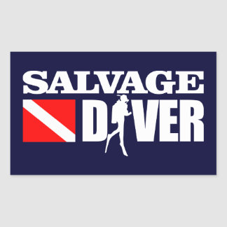 Salvage Diver 2 Sticker