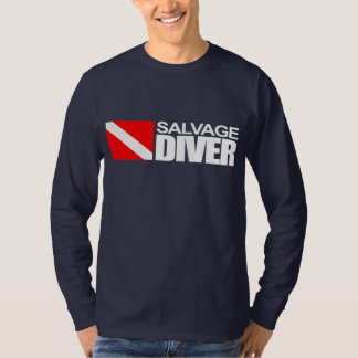 Salvage Diver 4 Apparel T-Shirt