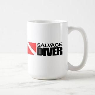 Salvage Diver 4 Coffee Mug