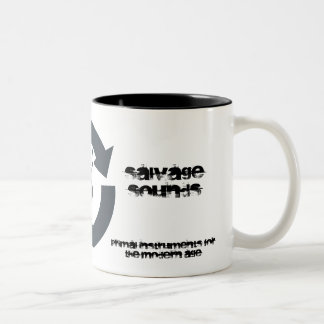 """""""Salvage Sounds"""" Coffee Mug"""
