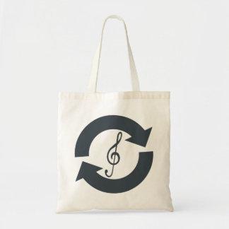 """""""Salvage Sounds"""" Tote Bag"""