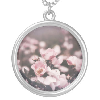 Salvation Silver Plated Necklace