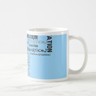 salvation station coffee mug