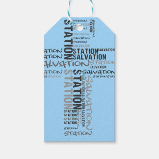 salvation station gift tags