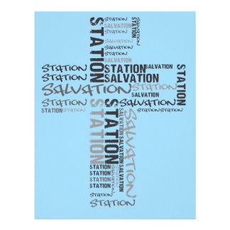 salvation station letterhead