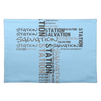 salvation station placemat
