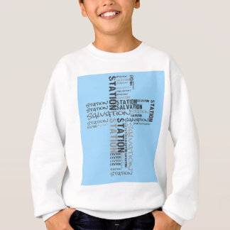 salvation station sweatshirt