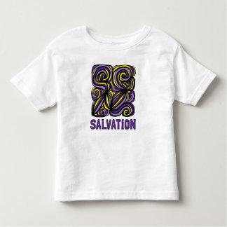 """""""Salvation"""" Toddler Fine Jersey T-Shirt"""