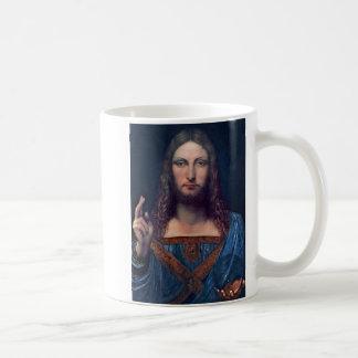 Salvator Mundi by Leonardo da Vinci Coffee Mug