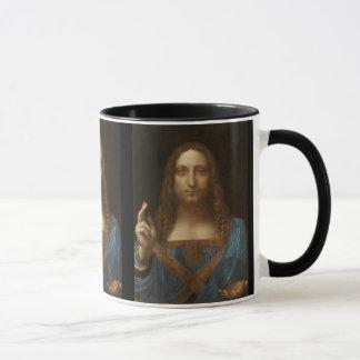 Salvator Mundi by Leonardo da Vinci Mug
