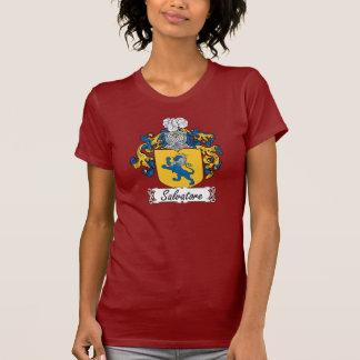 Salvatore Family Crest T-Shirt