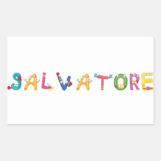 Salvatore Sticker