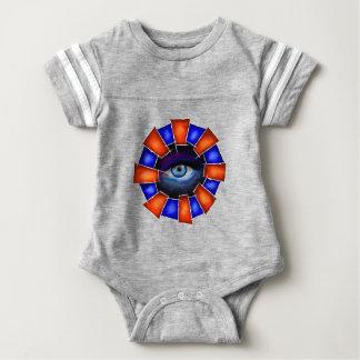 Salvenitus - watching eye baby bodysuit