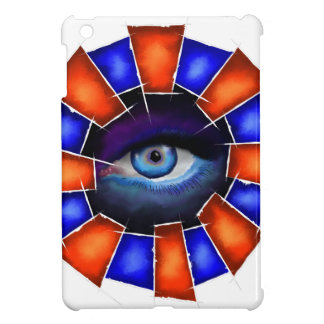 Salvenitus - watching eye cover for the iPad mini